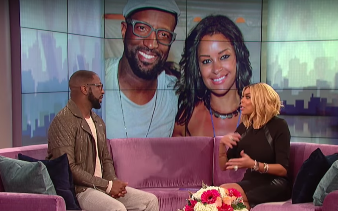 Rickey Smiley Wendy Williams Claudia Jordan